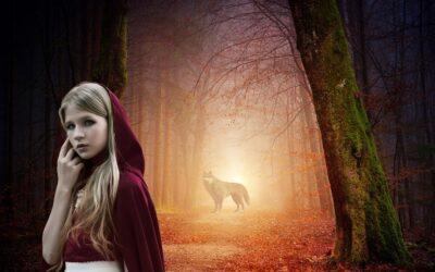 Strani incontri nel bosco. Cappuccetto rosso, il lupo e il counselor filosofico. Luca Nave